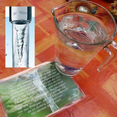AQUA GENIALIS Wasserbelebung