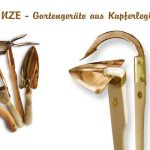 PKS Bronze – kleine & große Gartengeräte