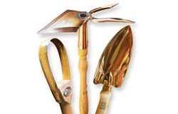 Kupfer-Handgeräte - klein