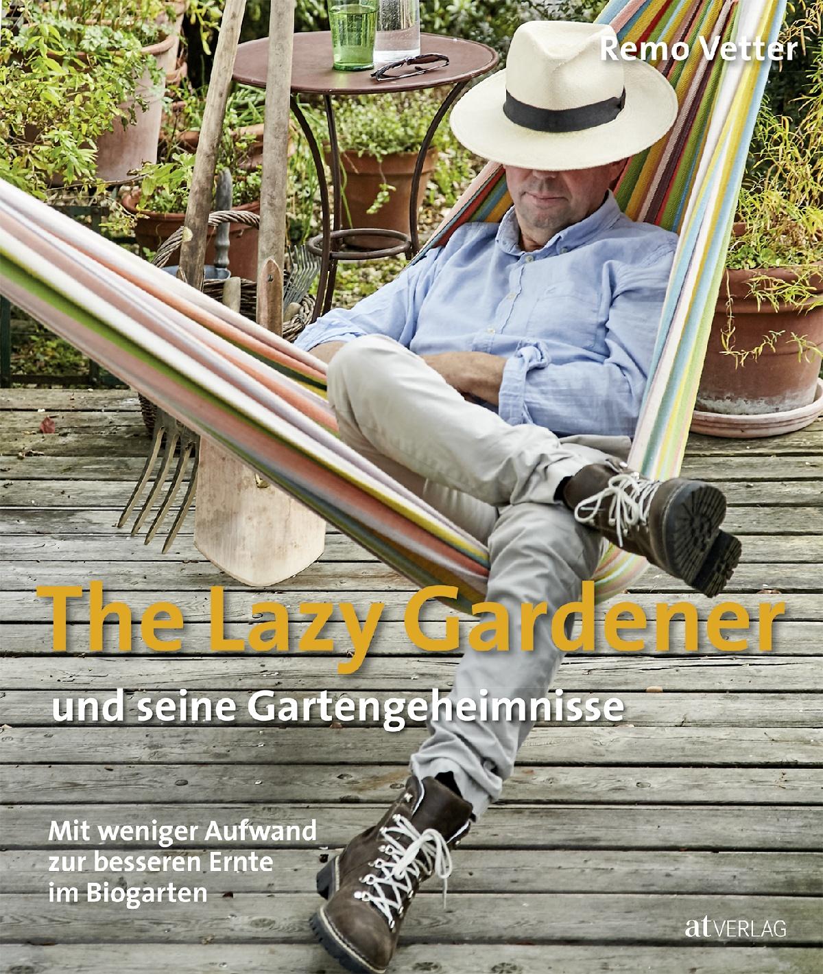 Kupfer-Anton - The Lazy Gardner - seine Gartengeheimnisse