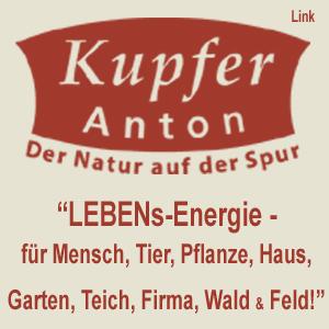 Kupfer-Anton - über LEBENsEnergie