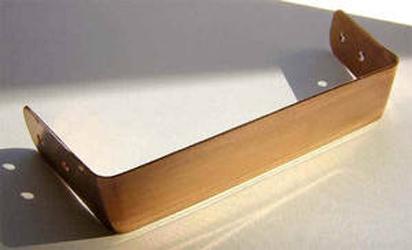 PKS BRONZE Ersatzklinge aus Kupfer für Pendelhacke